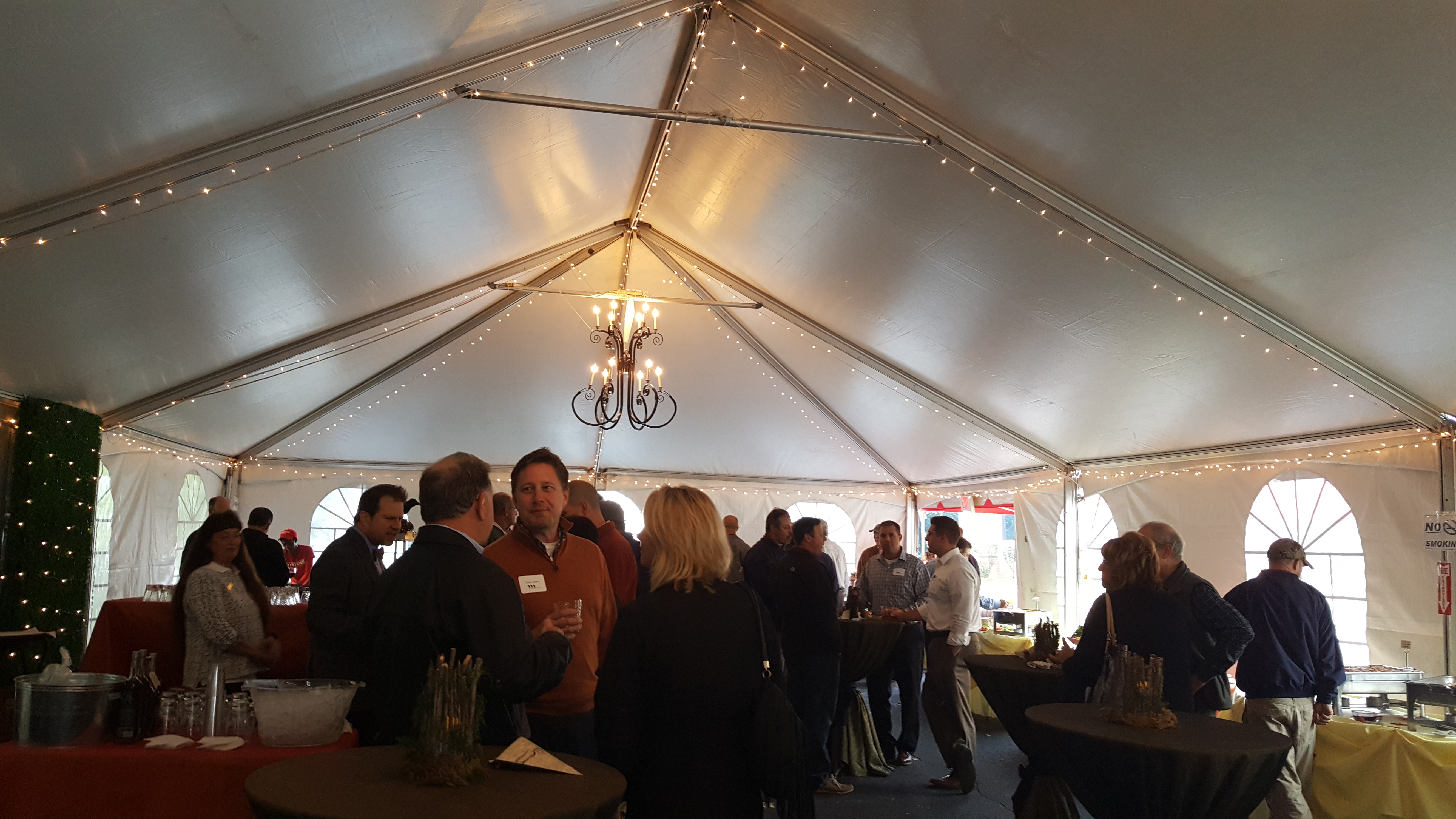 R.W. Murray Co. 3rd Annual Oyster Roast & Bourbon Toast a Success!