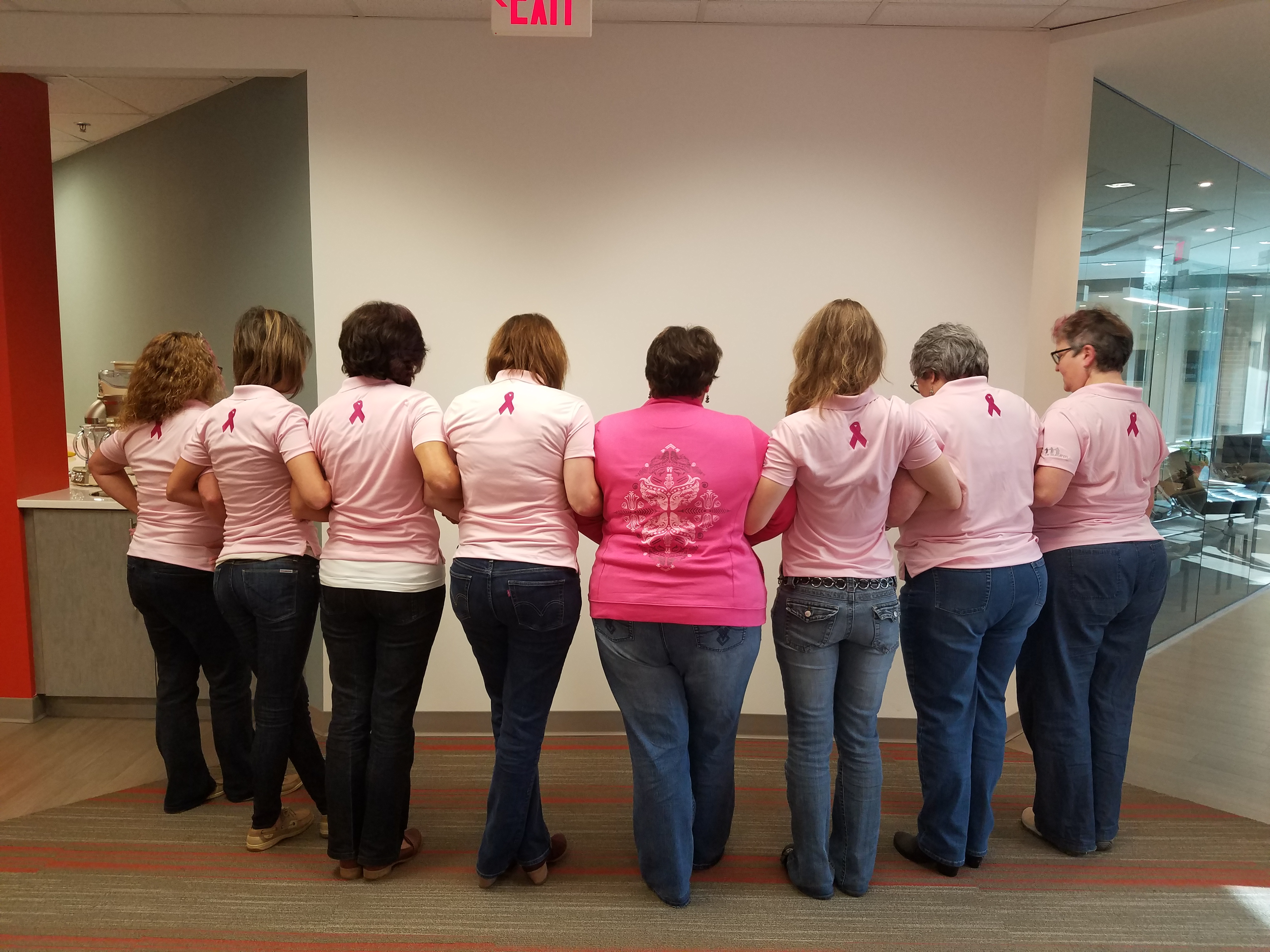 RWM Recognizes Breast Cancer Awareness Month