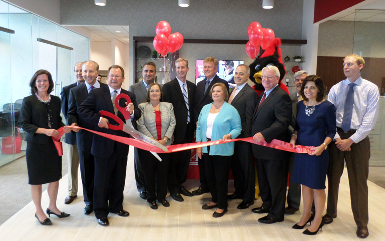R.W. Murray Co. Completes Bank Branch Building for Repeat Client, Cardinal Bank