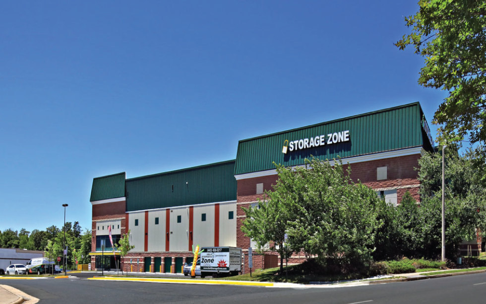 Princeton Woods Self Storage